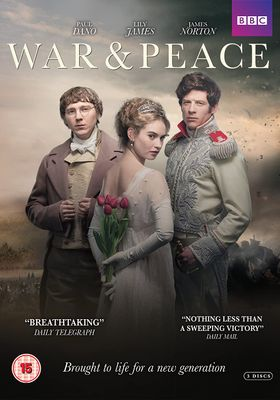 War and Peace 's Poster