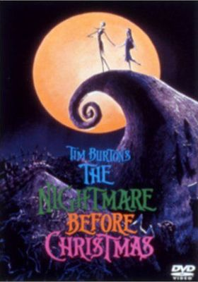 The Nightmare Before Christmas's Poster
