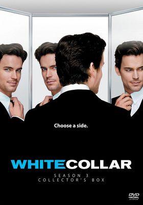 White Collar Season 3's Poster