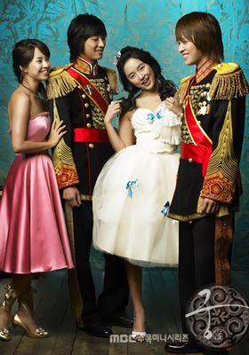 Princess Hours Season 1's Poster