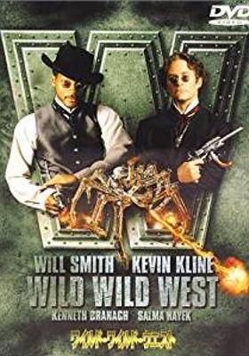 와일드 와일드 웨스트의 포스터