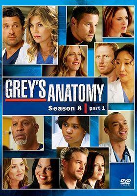 그레이 아나토미 시즌 8의 포스터