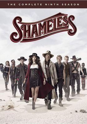 쉐임리스 시즌 9의 포스터