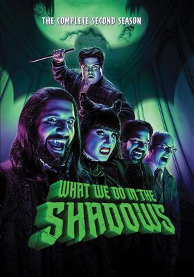 『What We Do in the Shadows (原題) シーズン2』のポスター