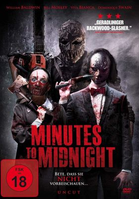『Minutes to Midnight (原題)』のポスター