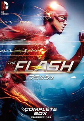 The Flash Season 1's Poster