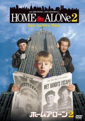 나 홀로 집에 2 - 뉴욕을 헤매다의 포스터