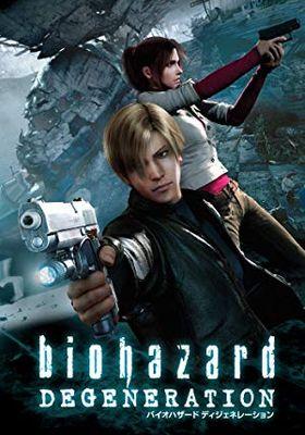 Resident Evil: Degeneration's Poster