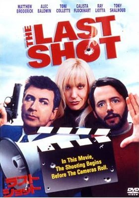 The Last Shot's Poster