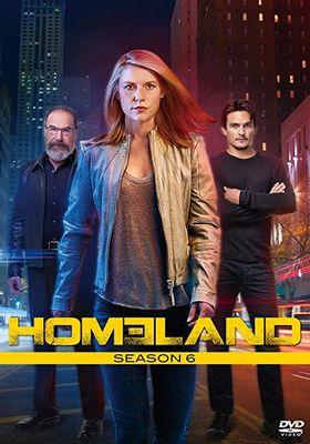 홈랜드 시즌 6의 포스터