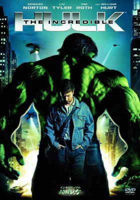 The Incredible Hulk's Poster