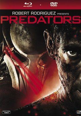 프레데터스의 포스터