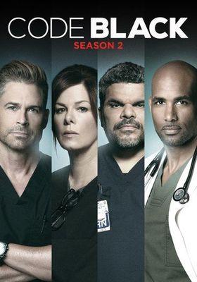 Code Black Season 2's Poster