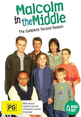 Malcolm In The Middle's Poster