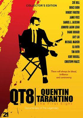 쿠엔틴 타란티노 8의 포스터