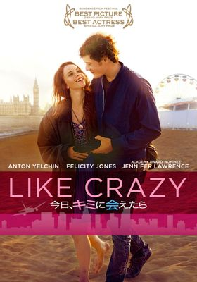 Like Crazy's Poster
