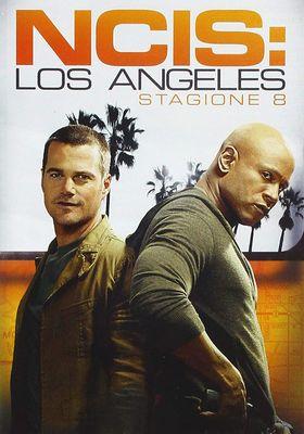 NCIS: 로스앤젤레스 시즌 8의 포스터