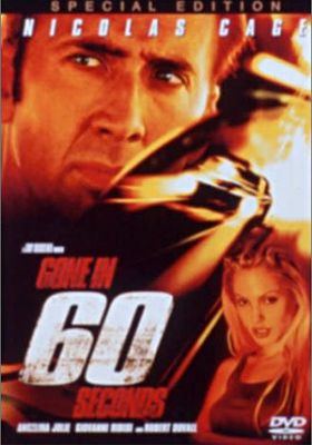 Gone in 60 Seconds's Poster
