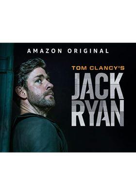 잭 라이언 시즌 2의 포스터