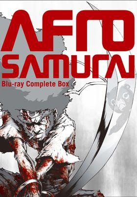 Afro Samurai's Poster