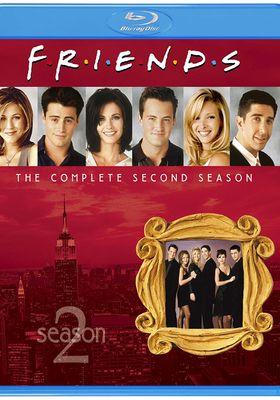 프렌즈 시즌 2의 포스터