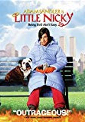 리틀 니키의 포스터