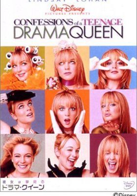 Confessions of a Teenage Drama Queen's Poster