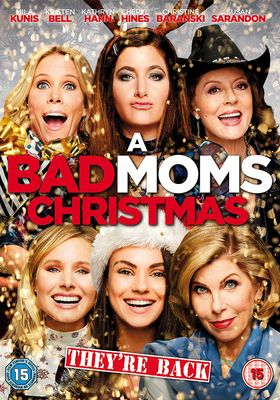 A Bad Moms Christmas's Poster