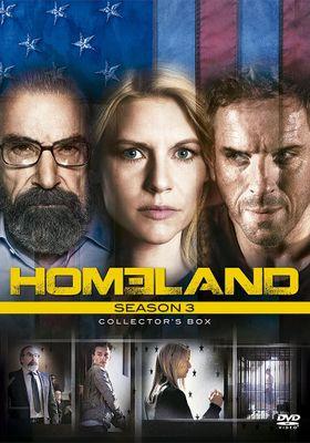 홈랜드 시즌 3의 포스터
