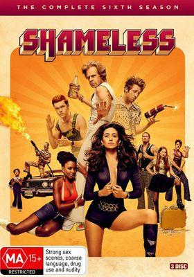 쉐임리스 시즌 6의 포스터