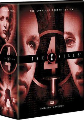 『X-ファイル  シーズン4』のポスター