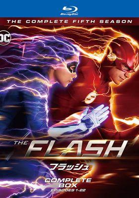 The Flash Season 5's Poster