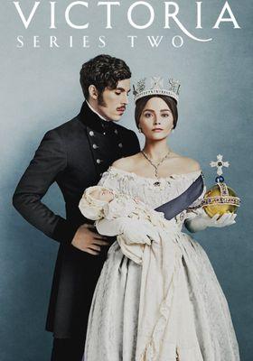 『女王ヴィクトリア 愛に生きる シーズン2』のポスター