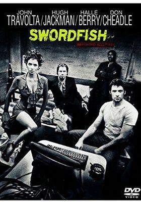 스워드피쉬의 포스터
