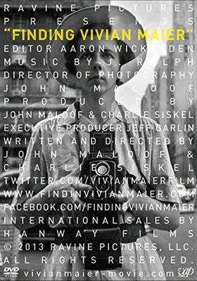 Finding Vivian Maier's Poster