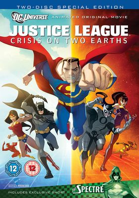 Justice League: Crisis on Two Earths's Poster