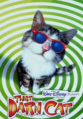 That Darn Cat's Poster