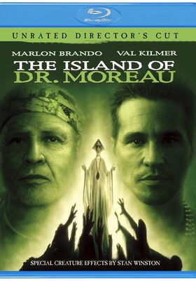 The Island of Dr. Moreau's Poster