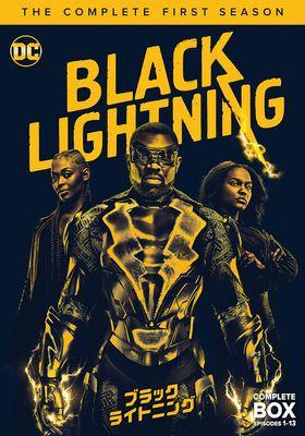 Black Lightning Season 1's Poster