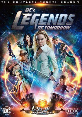 DC's Legends of Tomorrow Season 4's Poster