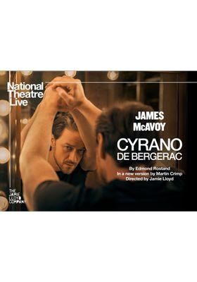 『ナショナル・シアター・ライブ2020「シラノ・ド・ベルジュラック」』のポスター