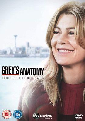 『グレイズ・アナトミー シーズン15』のポスター