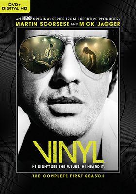 『VINYL -ヴァイナル-』のポスター