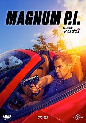 Magnum P.I. Season 1's Poster