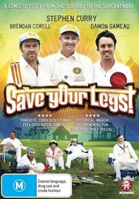 『Save Your Legs! (原題)』のポスター