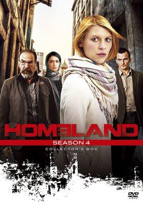 Homeland Season 4's Poster