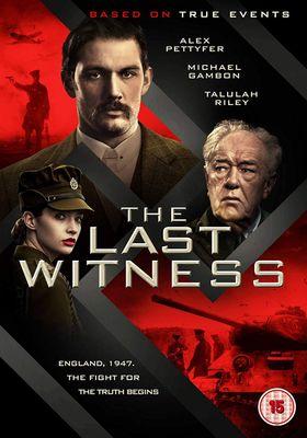 『The Last Witness (原題)』のポスター