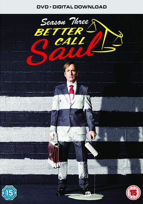 Better Call Saul Season 3's Poster