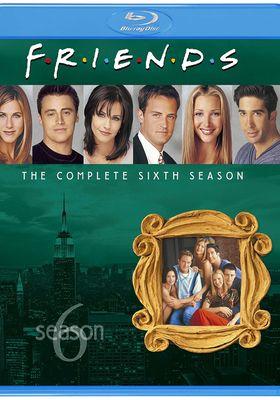 프렌즈 시즌 6의 포스터