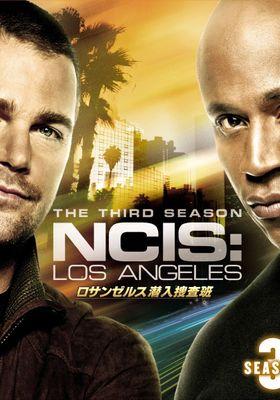 NCIS: 로스앤젤레스 시즌 3의 포스터